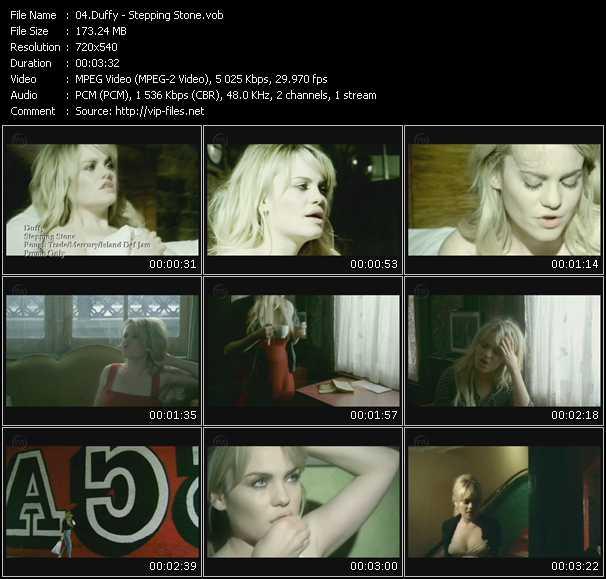 Duffy video screenshot
