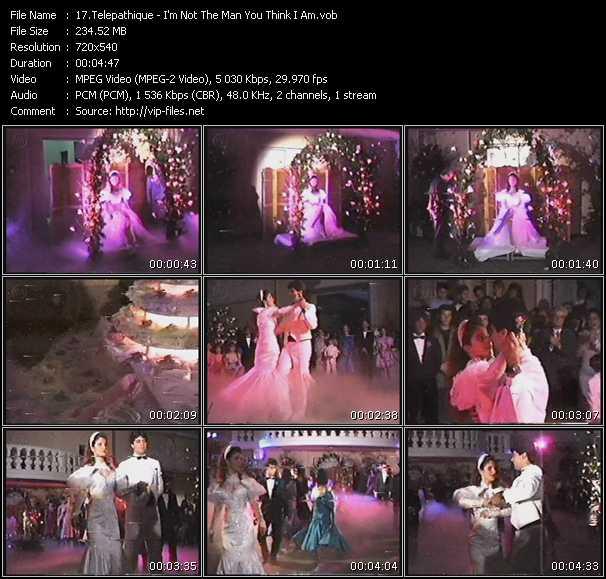 Telepathique video screenshot