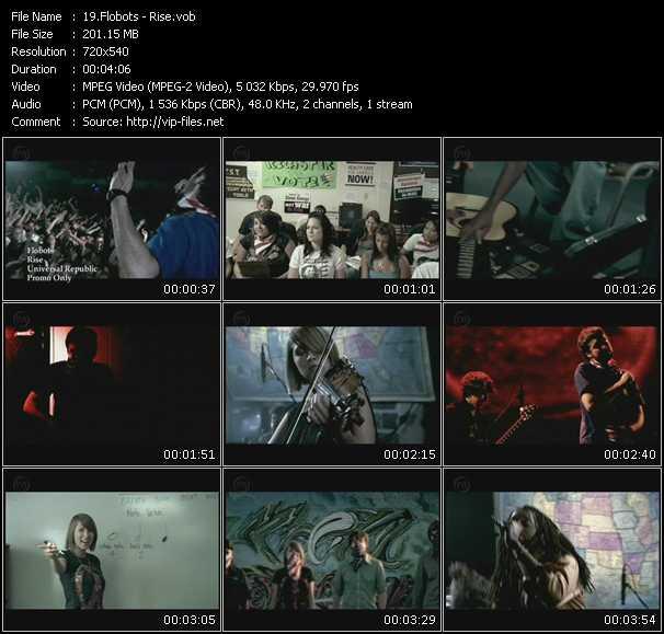Flobots video screenshot
