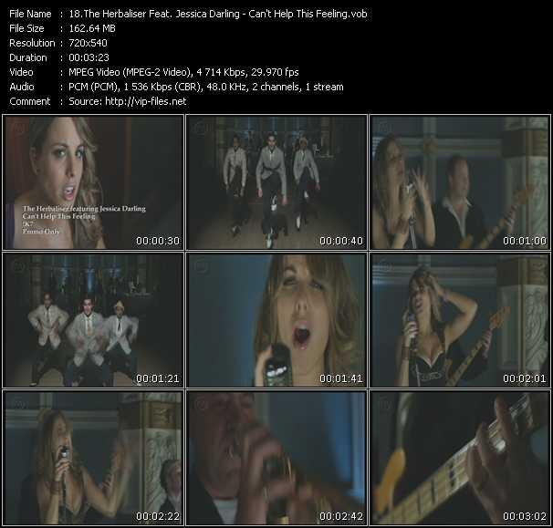 Herbaliser Feat. Jessica Darling video screenshot