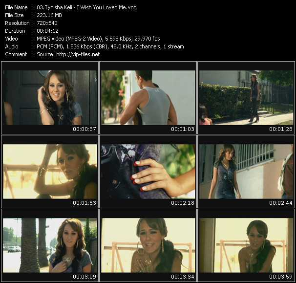 Tynisha Keli video screenshot