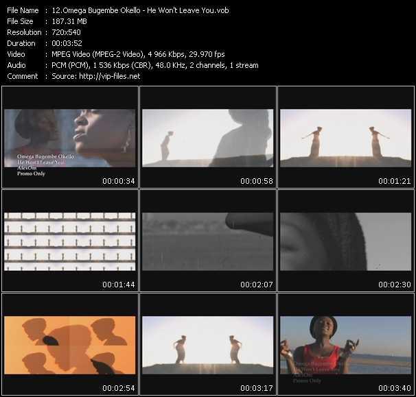 Omega Bugembe Okello video screenshot