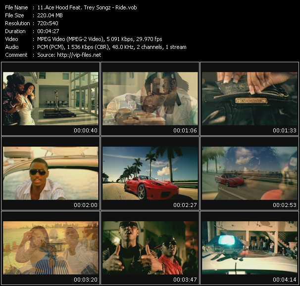 Ace Hood Feat. Trey Songz video screenshot