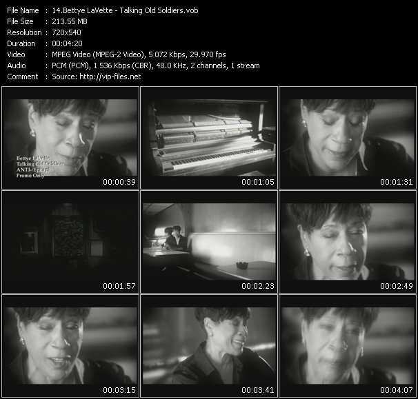 Bettye LaVette video screenshot