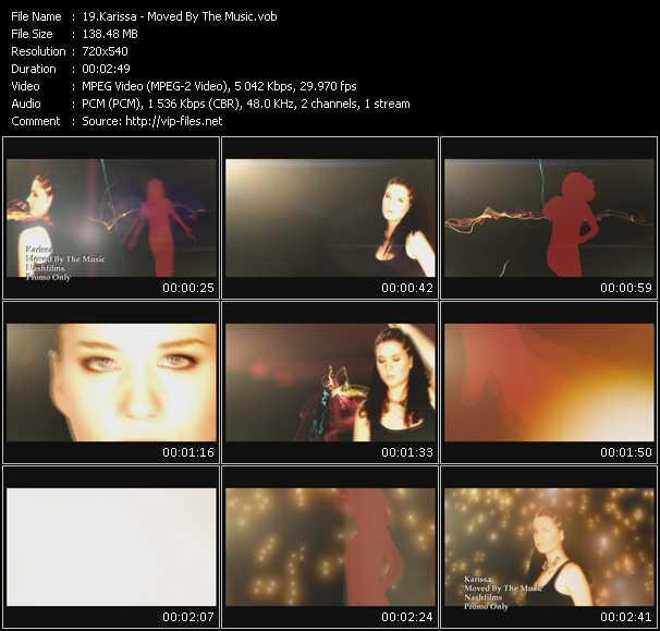 Karissa video screenshot