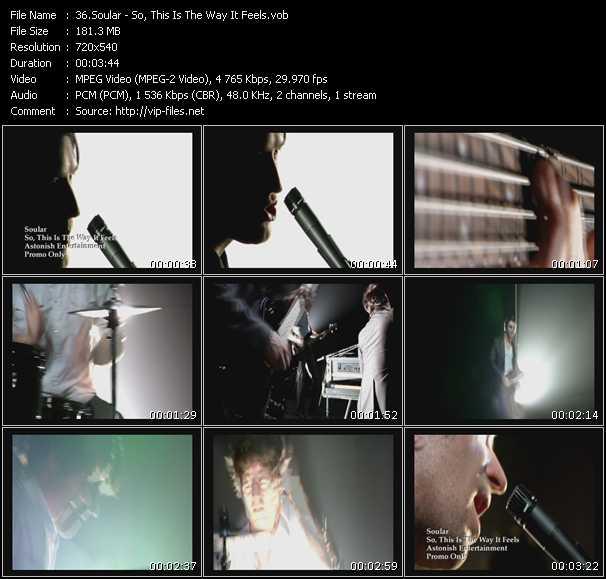 Soular video screenshot