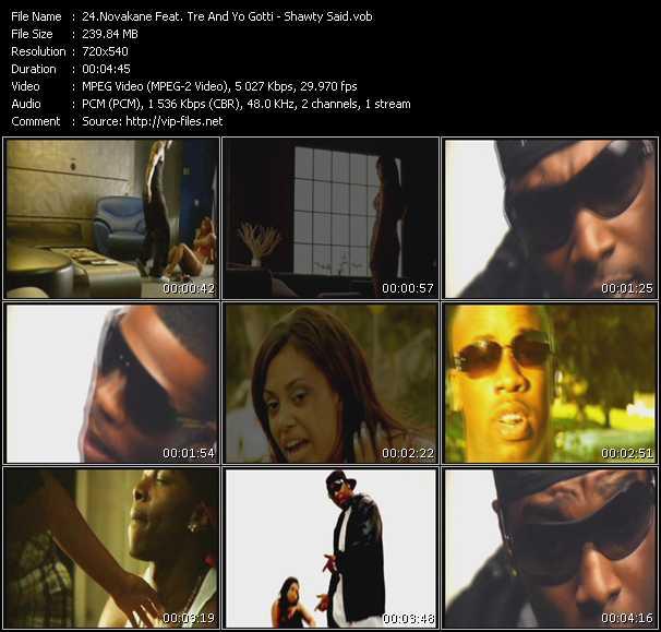 Novakane Feat. Tre And Yo Gotti video screenshot