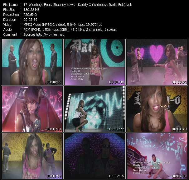 Wideboys Feat. Shaznay Lewis video screenshot