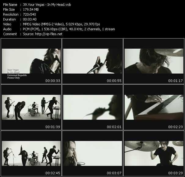 Your Vegas video screenshot