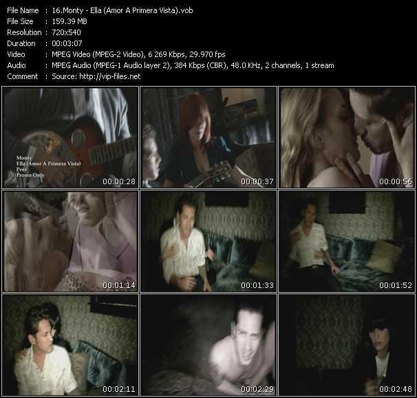 Monty video screenshot
