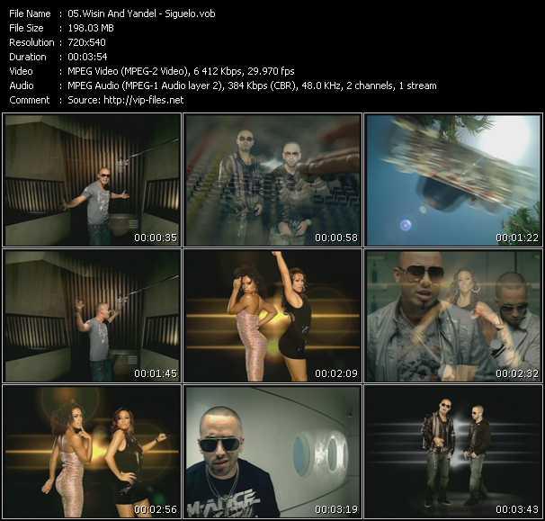 Wisin And Yandel video screenshot