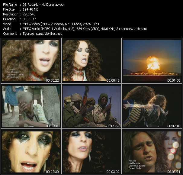 Rosario video screenshot