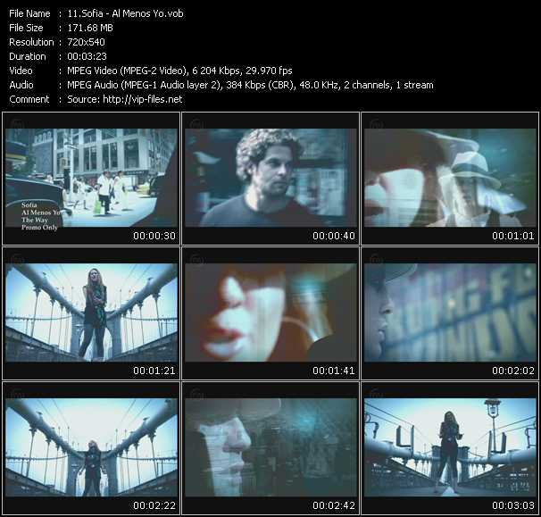 Sofia video screenshot