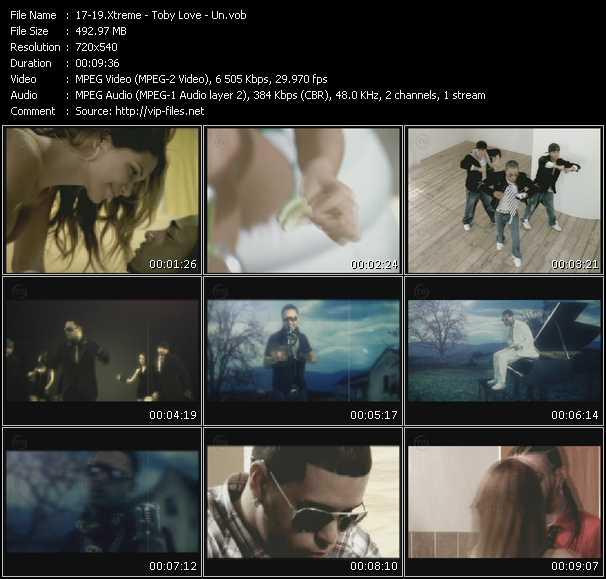 Xtreme - Toby Love - Un video screenshot