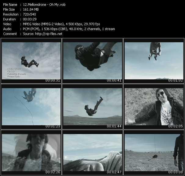 Mellowdrone video screenshot