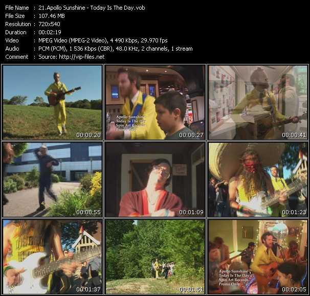 Apollo Sunshine video screenshot