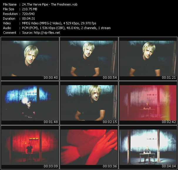 Verve Pipe video screenshot