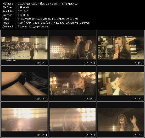 Danger Radio video screenshot