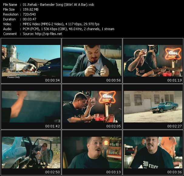 Rehab video screenshot