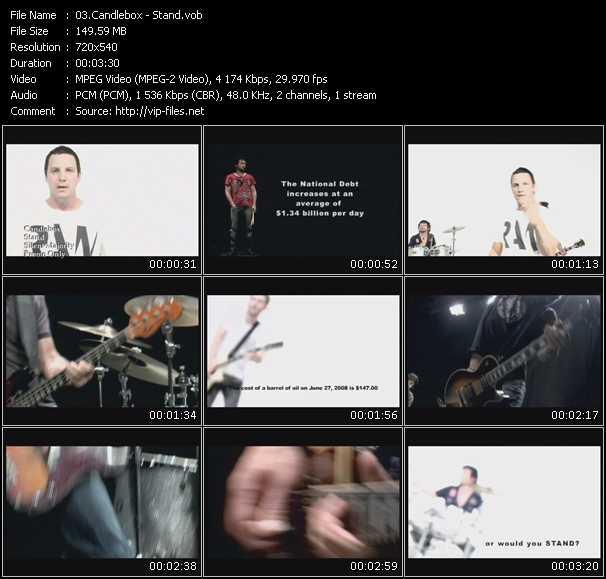 Candlebox video screenshot