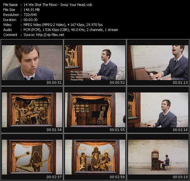 We Shot The Moon video screenshot