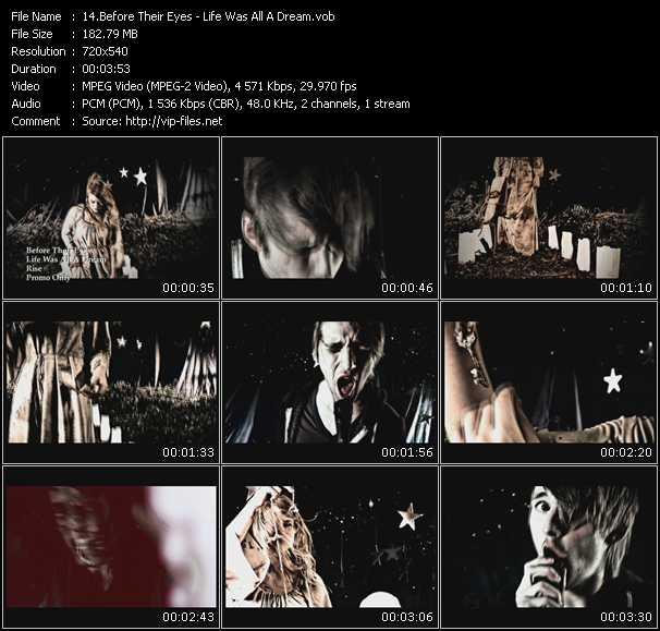 Before Their Eyes video screenshot