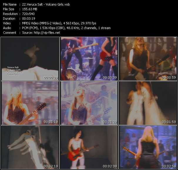 Veruca Salt video screenshot