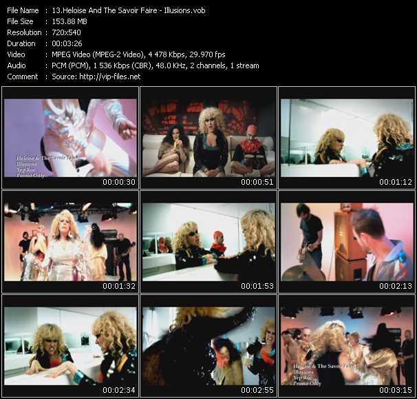 Heloise And The Savoir Faire video screenshot