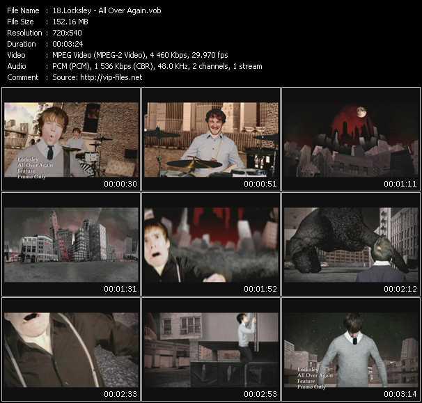 Locksley video screenshot