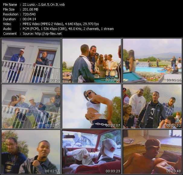 Luniz video screenshot