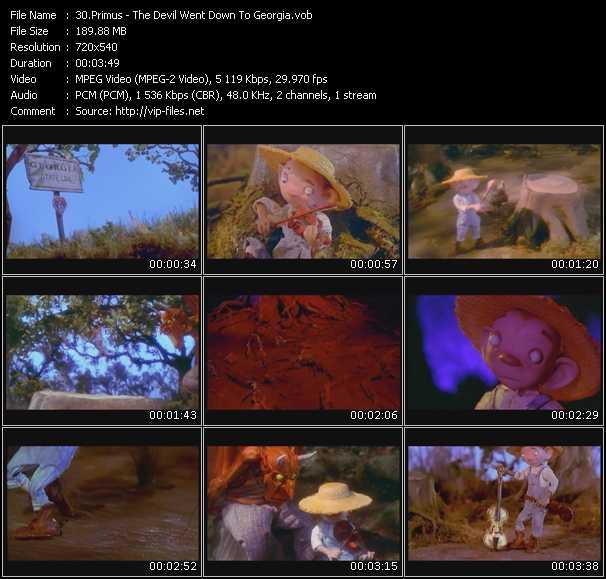 Primus video screenshot