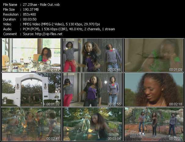 2Shae video screenshot