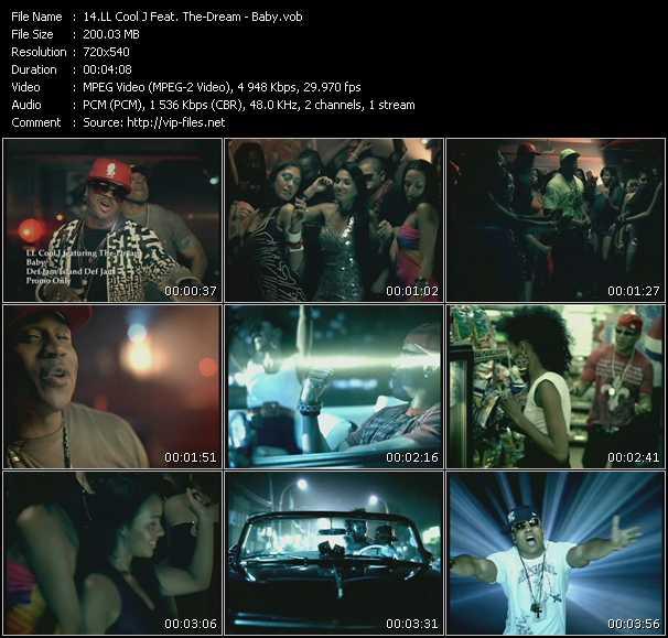 LL Cool J Feat. The-Dream video screenshot