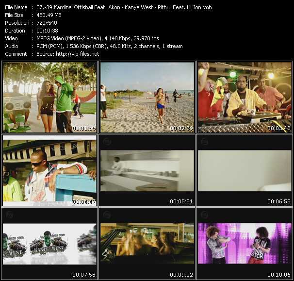 video Dangerous - Love Lockdown - Krazy screen