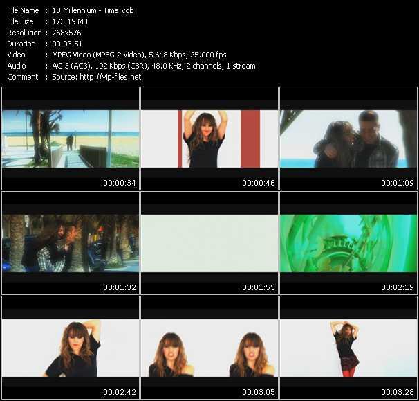 Millennium video screenshot