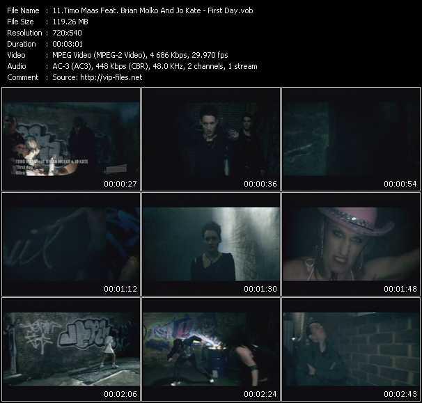 Timo Maas Feat. Brian Molko And Jo Kate video screenshot