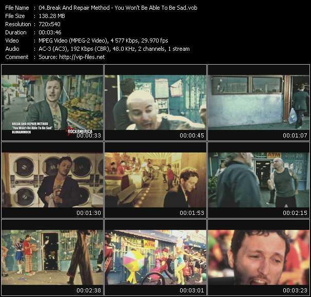 Break And Repair Method video screenshot