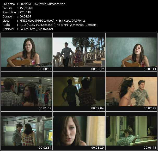 Meiko video screenshot