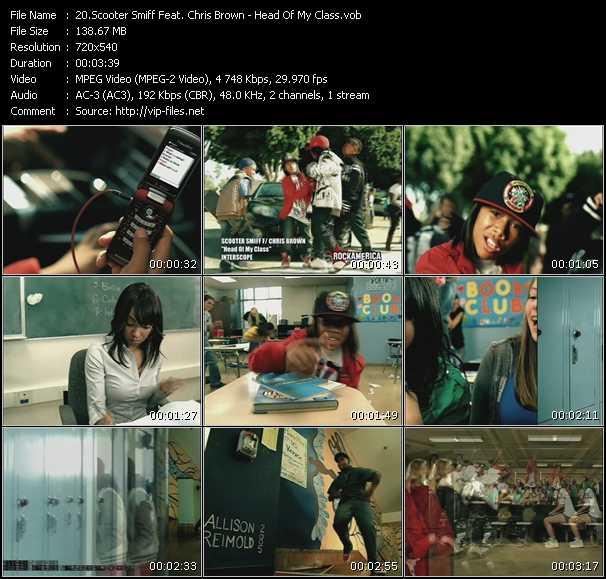 Scooter Smiff Feat. Chris Brown video screenshot