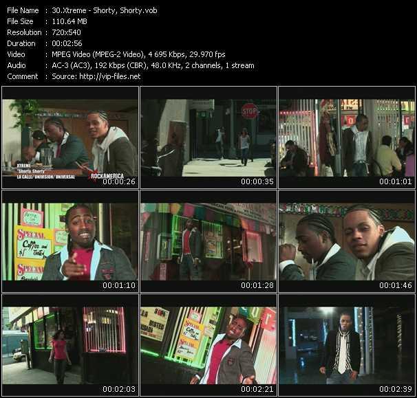 Xtreme video screenshot