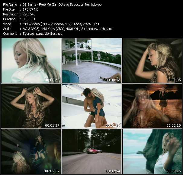 Emma video screenshot