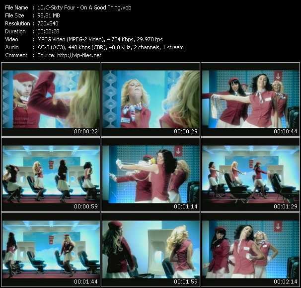 C-Sixty Four video screenshot