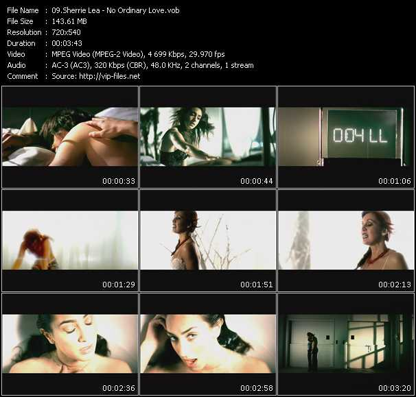 Sherrie Lea video screenshot