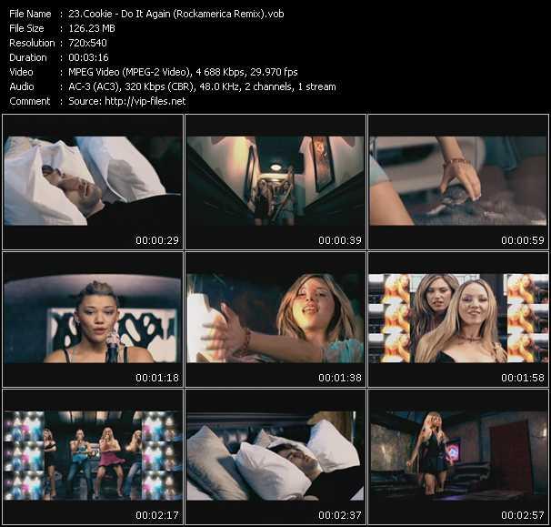 Cookie video screenshot
