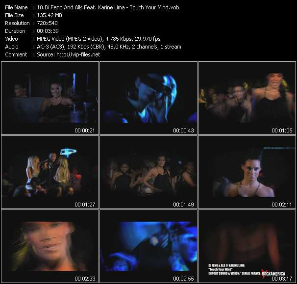 Di Feno And Alls Feat. Karine Lima video screenshot
