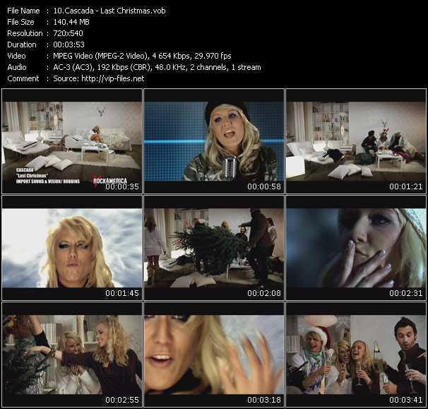 Cascada video screenshot