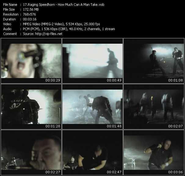Raging Speedhorn video screenshot