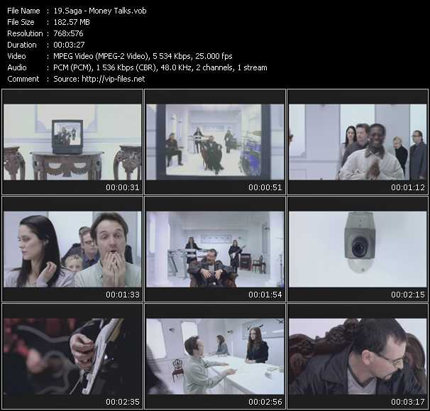 Saga video screenshot