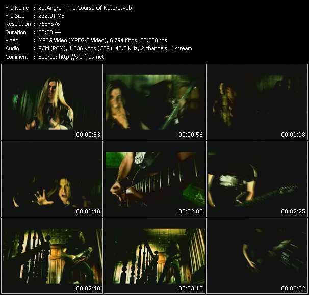 Angra video screenshot
