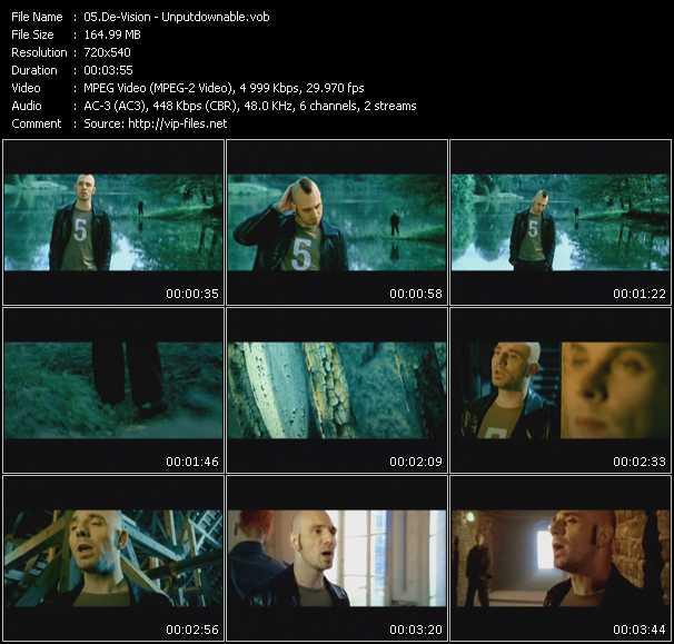 De-Vision video screenshot